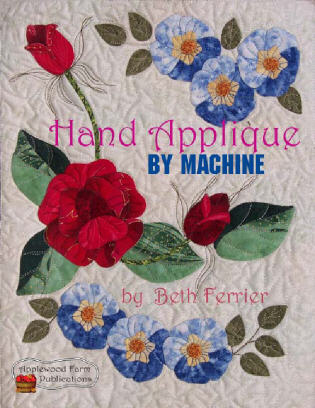 Hand Applique by Machine